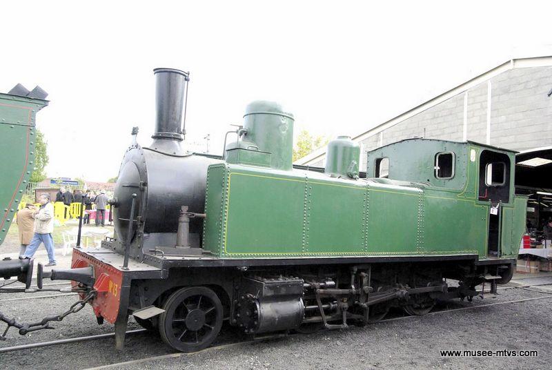 Locomotive SACM 130T n°3