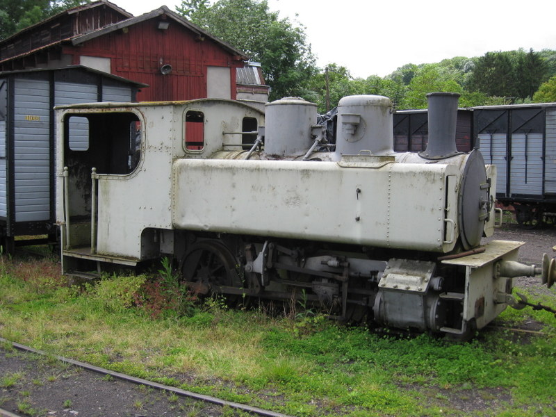 Locomotive Corpet-Louvet 020T n°26