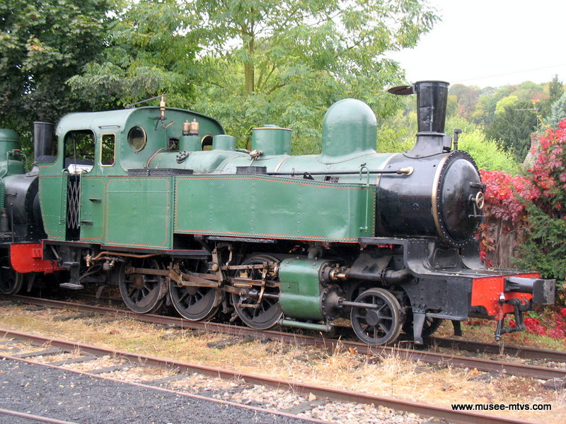 Locomotive Decauville 130T E96