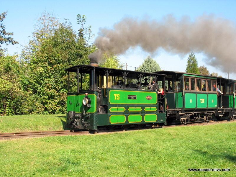 Locomotive Blanc-Misseron 030T n°60