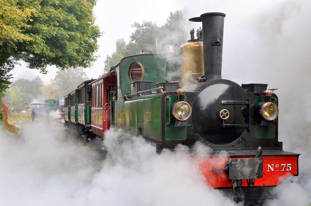 Locomotive Corpet-Louvet 030T n° 75