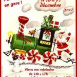 16 et 17 Décembre 2017: Trains du père noël
