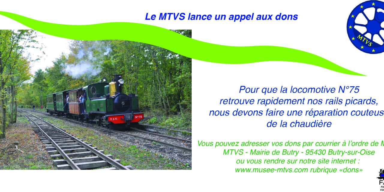 Locomotive Corpet Louvet des TIV