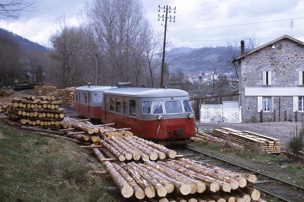 Lamastre en 1968