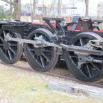 Les travaux sur le châssis de la Decauville avancent