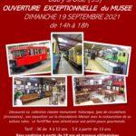 OUVERTURE EXCEPTIONNELLE DU MUSÉE DE BUTRY